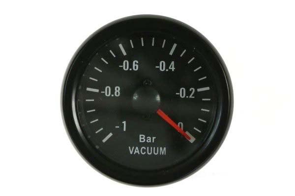 Zegar KET Vacuum VDO Look - GRUBYGARAGE - Sklep Tuningowy